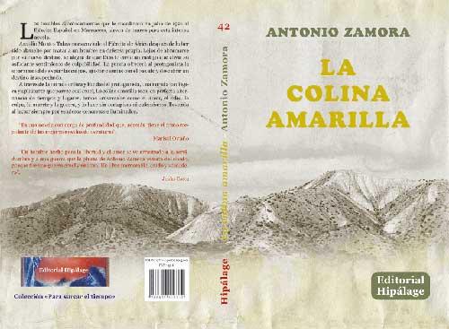 La colina amarilla de Antonio Zamora