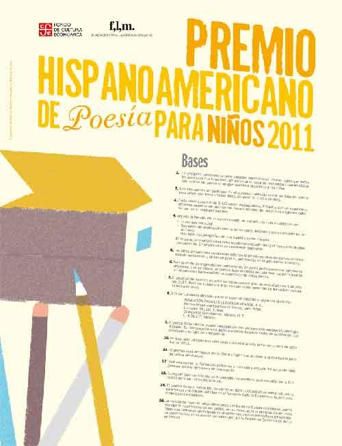 Premio Hispanoamericano de Poesía para Niños 2011