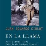 En la llama de Juan Eduardo Cirlot
