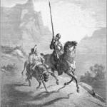 La importancia de Andalucía en la creación de El Quijote
